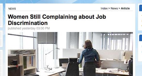 women-complain